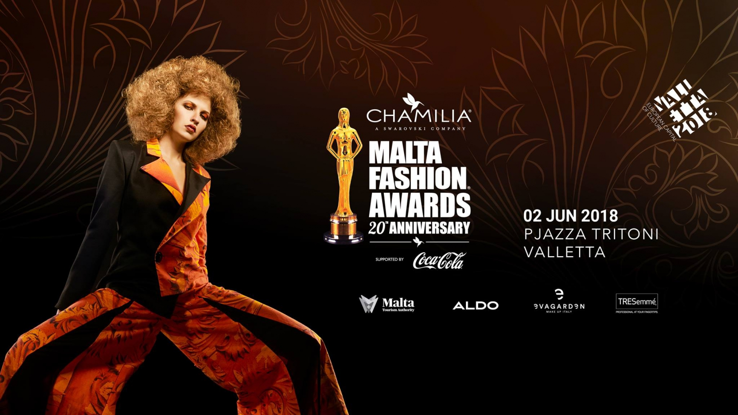 The Chamilia Malta Fashion Awards 2018