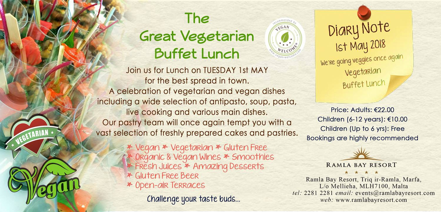 The Great Vegetarian Event