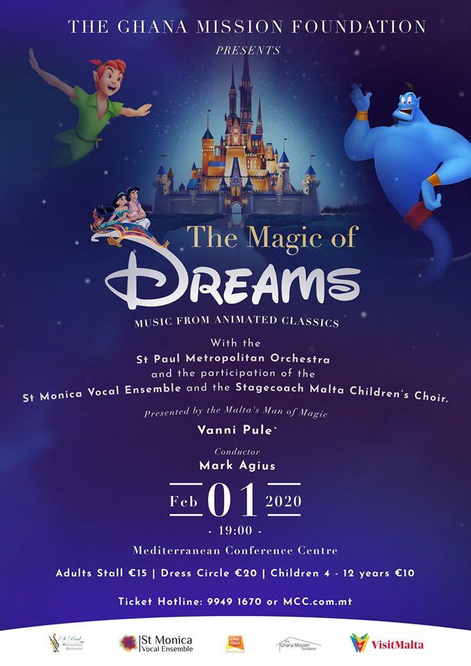 The Magic of Dreams