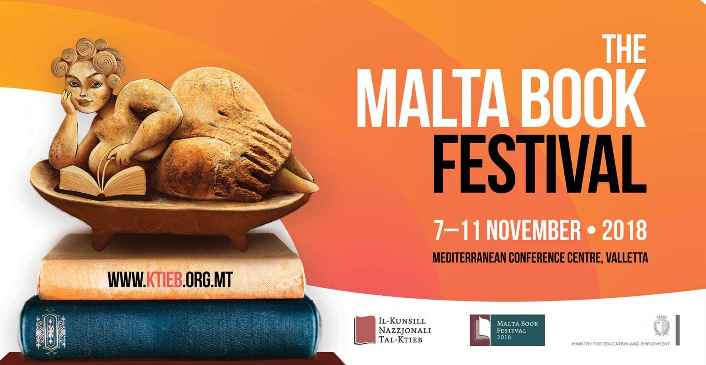 The Malta Book Festival 2018