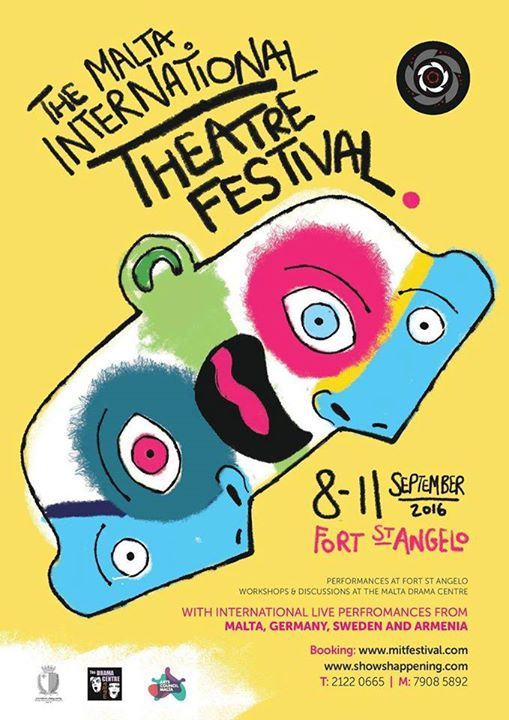 The Malta International Theatre Festival 2016