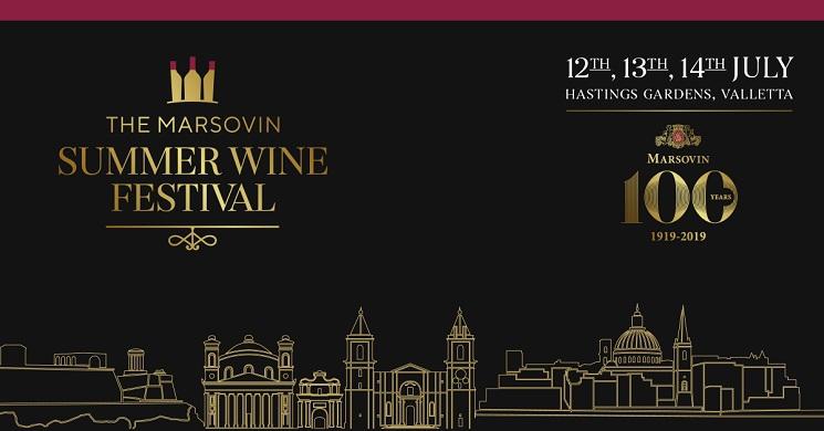The Marsovin Summer Wine festival