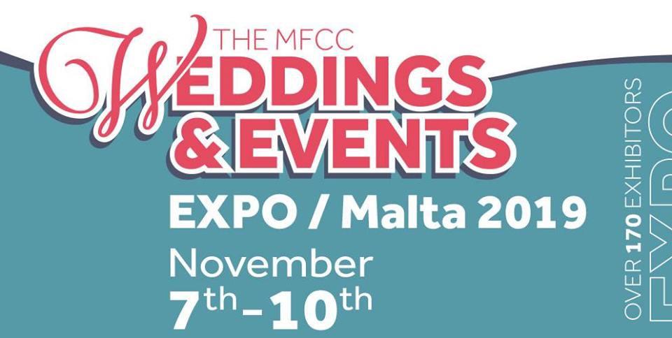 The MFCC Weddings & Events Expo - Malta 2019