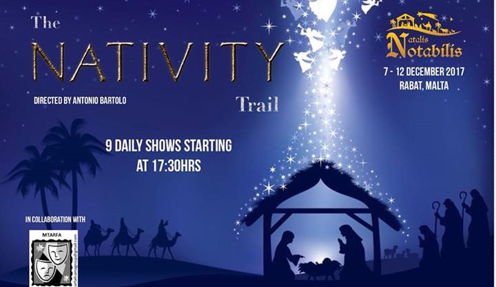 The Nativity Trail - Natalis Notabilis 2017
