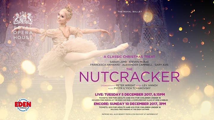The Nutcracker LIVE at Eden Cinemas