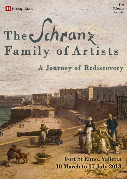 The Schranz Family of Artists: A Journey of Rediscovery