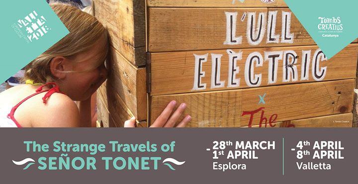 The Strange Travels of Señor Tonet