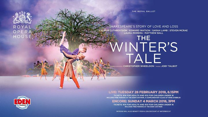 The Winter's Tale Live at Eden Cinemas