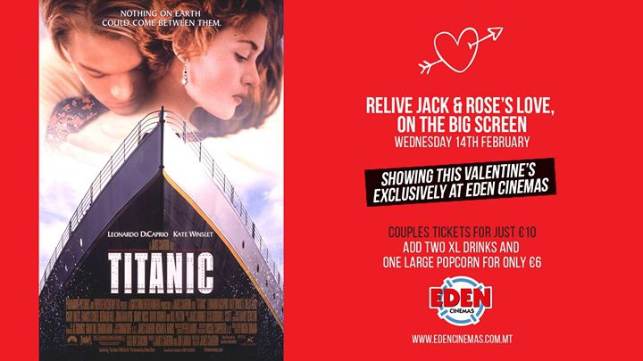 Titanic: Valentine's Special