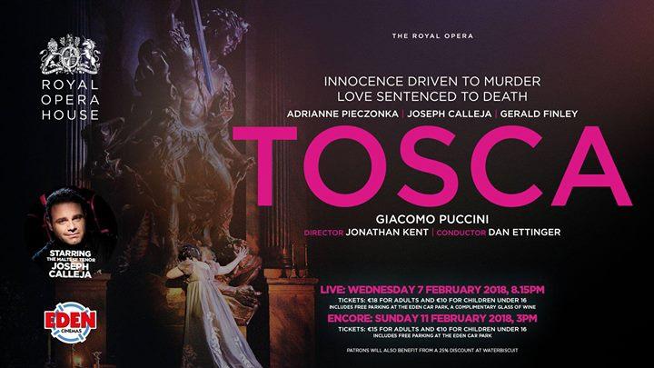 Tosca featuring Joseph Calleja