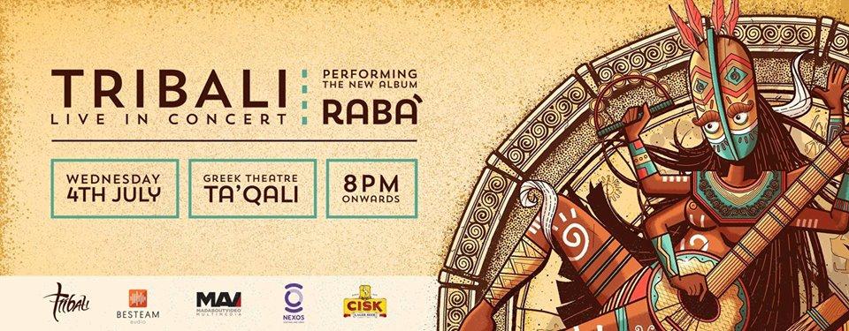 Tribali - Live in Concert