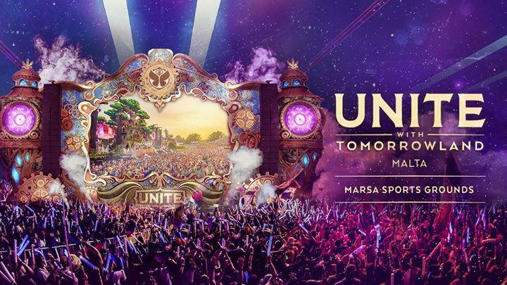 UNITE With Tomorrowland - Malta