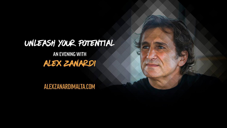 Unleash your Potential with Alex Zanardi
