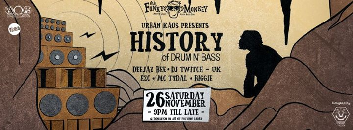 Urban Kaos Presents - The History of D'N'B