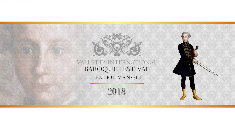 Valletta International Baroque Festival 2017
