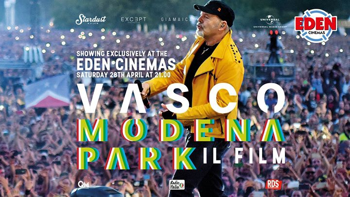 Vasco- Modena Park- Exclusive at the Eden Cinemas