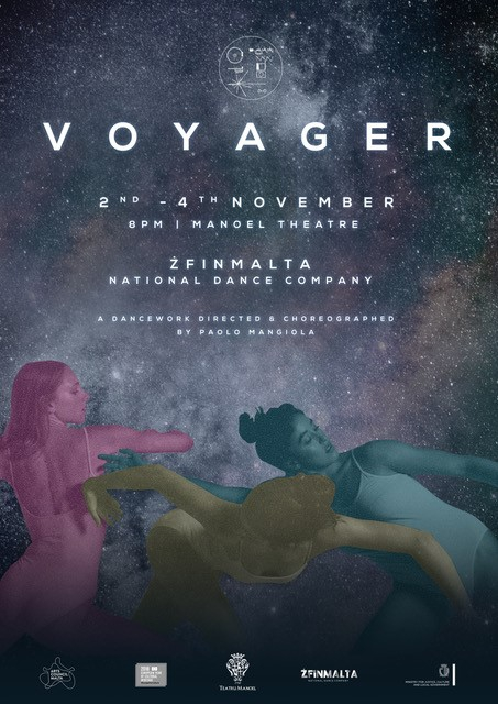Voyager by ŻfinMalta