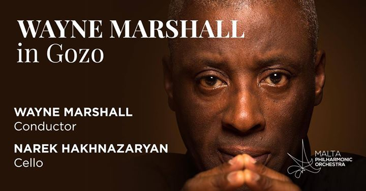 Wayne Marshall in Gozo
