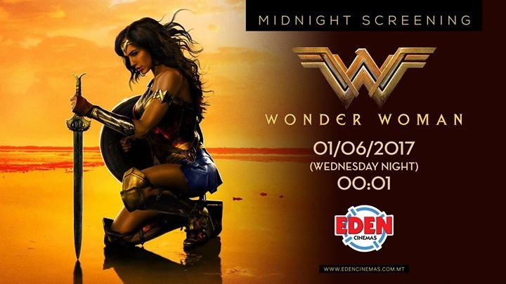 Wonder Woman-Midnight Screening