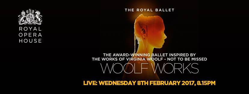Woolf Works LIVE from The Royal Ballet