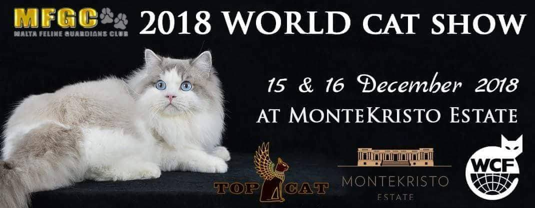 WORLD CAT SHOW