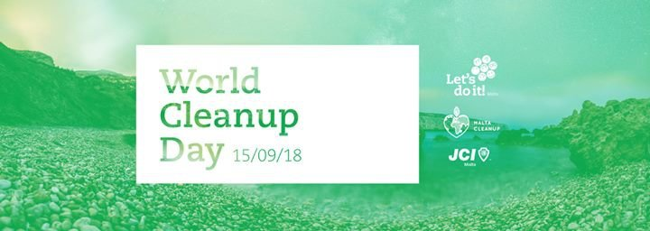 World Cleanup Day 2018 (Malta)