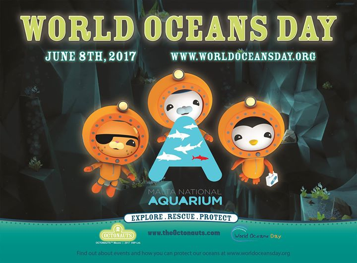 World Oceans Day Event 2017