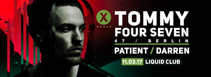 Xpose: Tommy Four Seven - 11.3