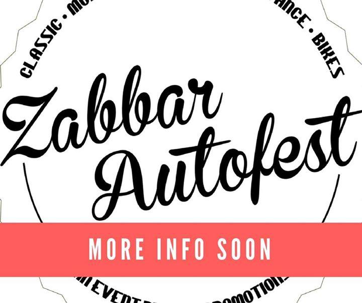Zabbar Autofest 2018