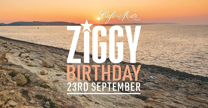 Ziggy Bday at Café Del Mar