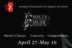 Malta International Music Festival & Competition