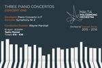 Orchestral Concert no. 3 - Piano Concerto