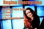 Piano Recital Regina Chernychko