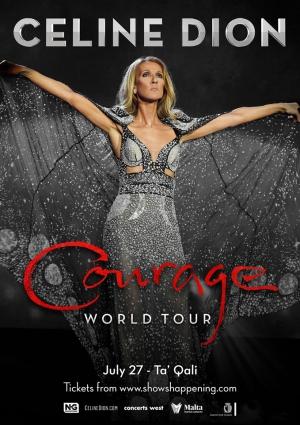 Celine Dion - Live in Malta