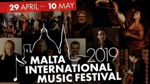Malta International Music Festival 2019