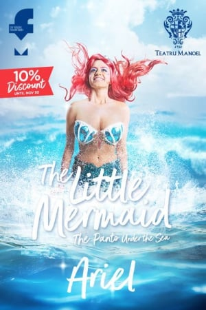 THE LITTLE MERMAID – A PANTO UNDER THE SEA