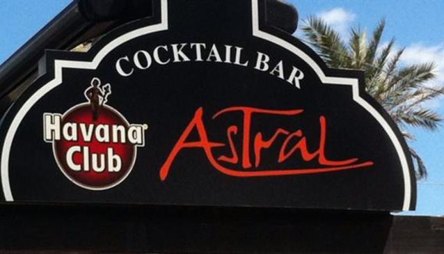 Astral Cocktail Bar