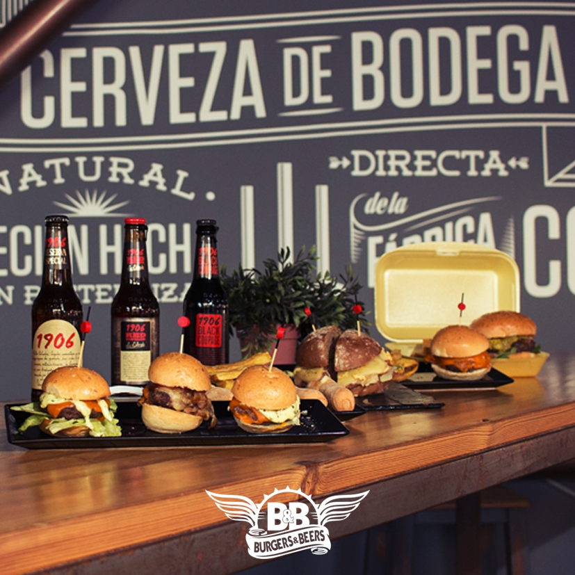BarBQ Burgers and Beers