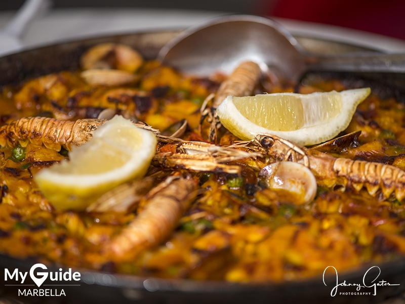 Best Paella in Marbella