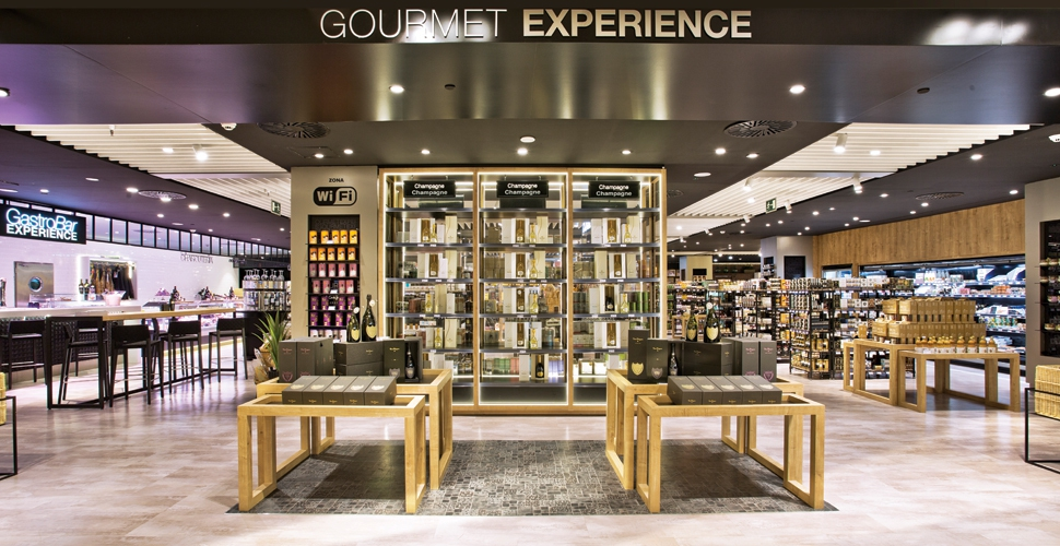 El corte ingles food hall and gourmet experience in - El corte ingles aparadores ...