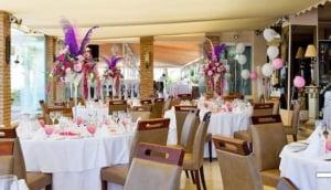 El Oceano Beach Hotel and Spa Weddings
