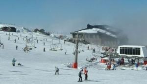 Gondola and Ski Lifts Sierra Nevada