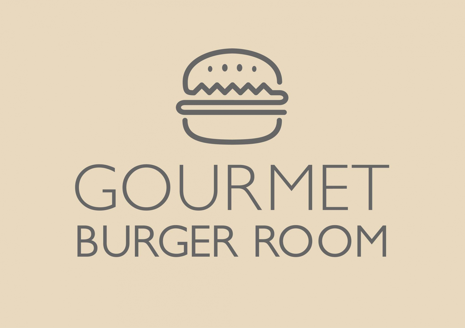 Gourmet Burger room