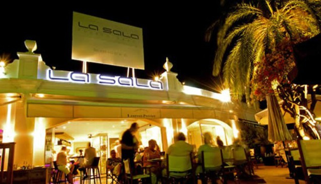 La sala in marbella my guide marbella for Sala la sala