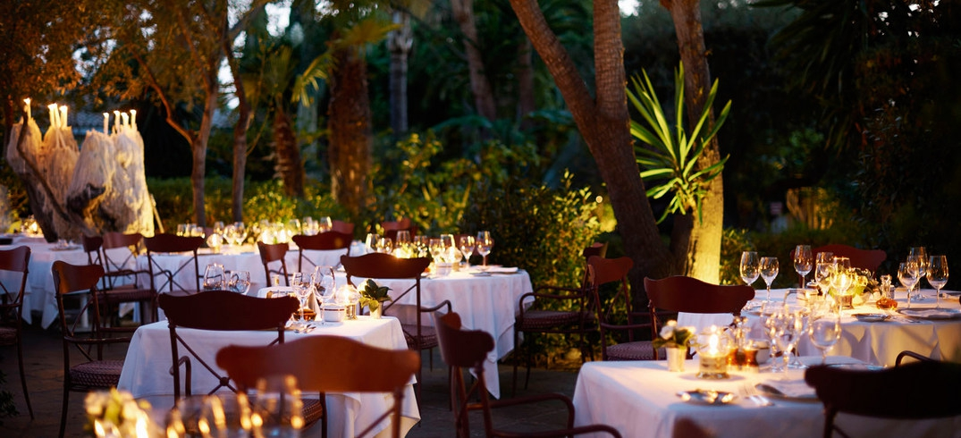 The Marbella Club Grill