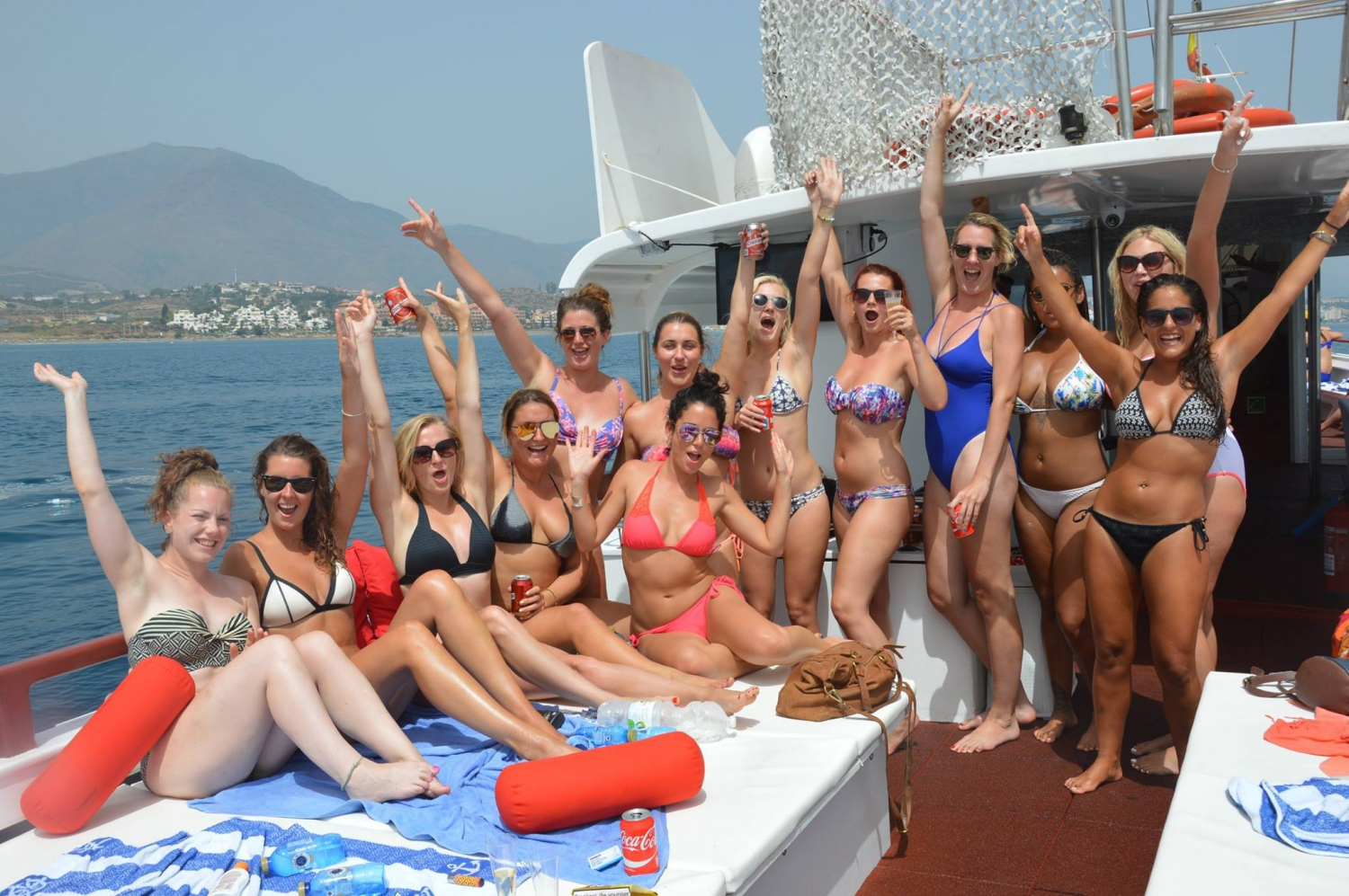 Top 5 For Stag & Hens in Marbella