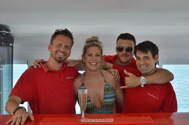 Marbella Party Boat