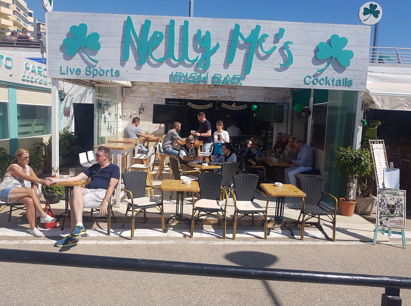 Nelly Mc's