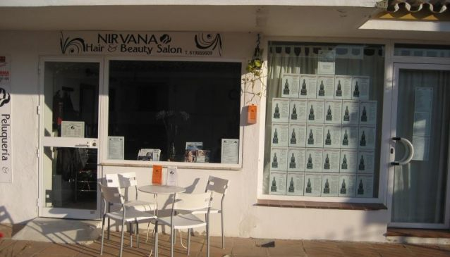 Nirvana Hair and Beauty Salon in Marbella | My Guide Marbella