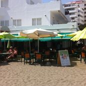 Palms Beach Bar Marbella